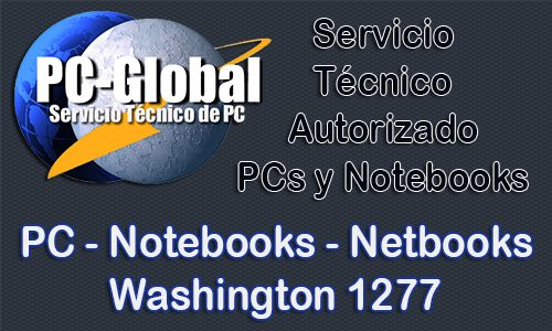 Servicio Técnico – PC Global Rosario